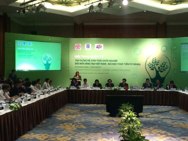 打造越南创业生态系统 - ảnh 1