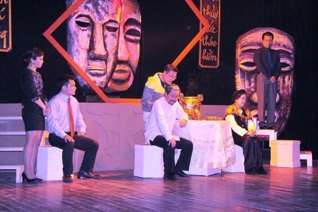越南戏剧在第四届中国-东盟戏剧周上取得成功 - ảnh 1