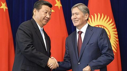 中国与吉尔吉斯斯坦承诺加强安全领域的合作 - ảnh 1