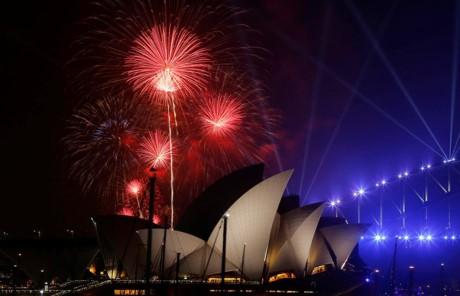 澳大利亚悉尼市举行2017年丁酉春节迎春活动 - ảnh 1