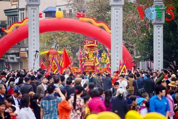 2017年丁酉春节期间越南旅游业喜获丰收 - ảnh 1