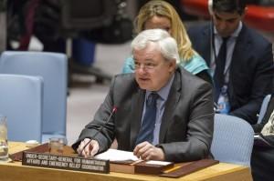 联合国对乌克兰东部局势深表担忧 - ảnh 1