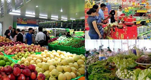 2月7日越南市场物价 - ảnh 1