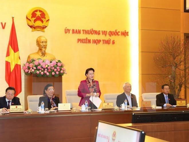 2017年越南国会常务委员会将举行十次会议 - ảnh 1