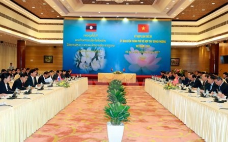 老挝媒体高度评价越老政府间合作委员会第三十九次会议取得的成功 - ảnh 1