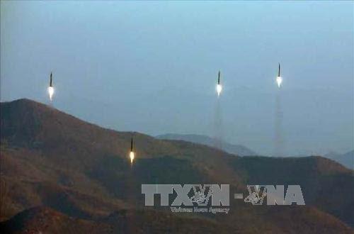 国际社会谴责朝鲜发射弹道导弹 - ảnh 1