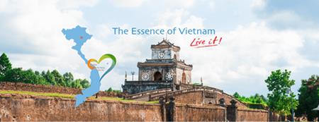 越南中部三个省市公布共同旅游标识识别系统 - ảnh 1
