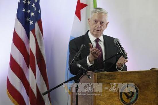 美国重申对土耳其的安保承诺 - ảnh 1