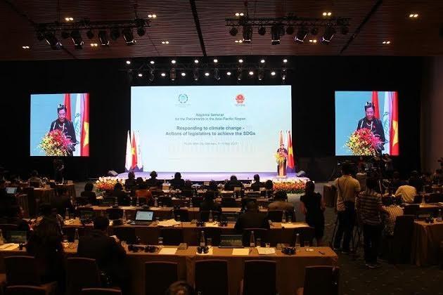 越南成功举办各国议会联盟亚太地区专题会议 - ảnh 1