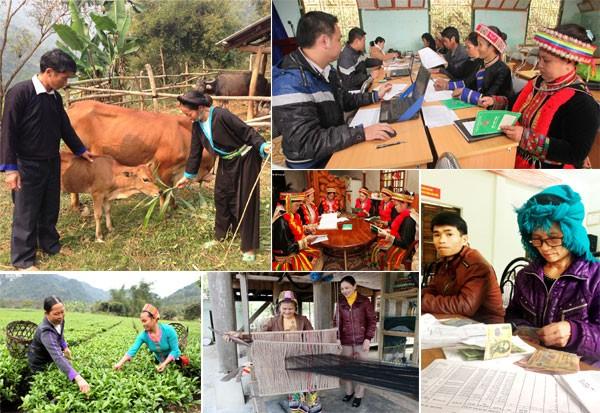 促进山区和少数民族地区可持续发展 - ảnh 1