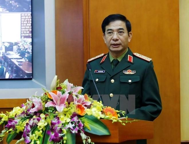 越南出席第十四届东盟国家武装部队首脑非正式会议 - ảnh 1