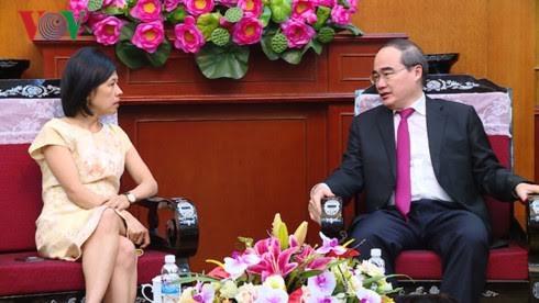 加拿大希望继续加强与越南的友好合作关系 - ảnh 1