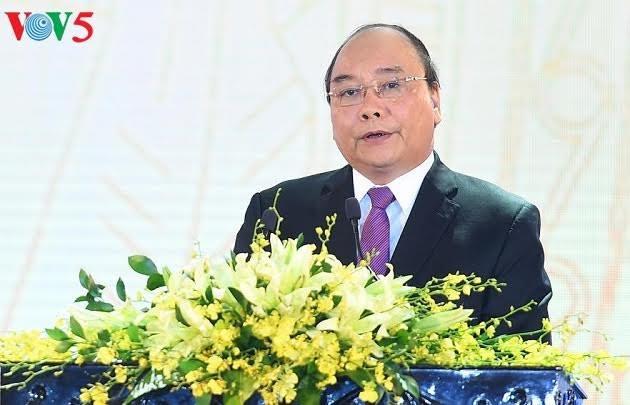 阮春福:清化省要成为引进投资的模范省份 - ảnh 1