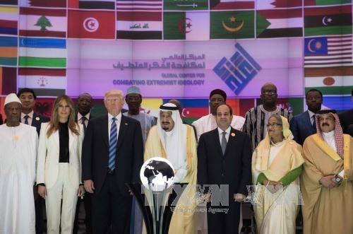 美国与阿拉伯伊斯兰国家加强合作打击恐怖主义 - ảnh 1