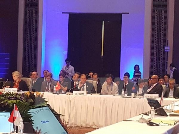 东盟地区论坛高官会在菲律宾举行 - ảnh 1