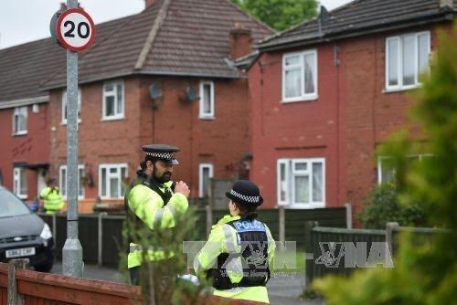英国警方逮捕3名曼城袭击案嫌疑人 - ảnh 1
