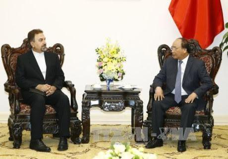 越南希望推动与伊朗的经贸关系发展 - ảnh 1