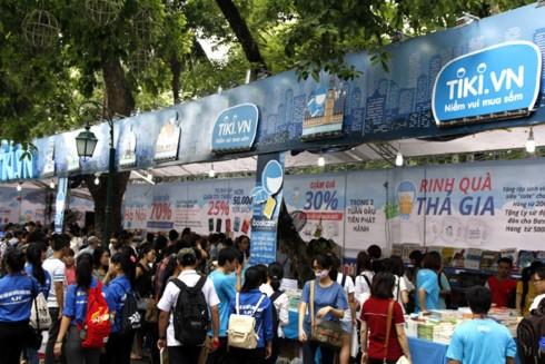 2017年第六次越南国际图书博览会即将在河内举行  - ảnh 1