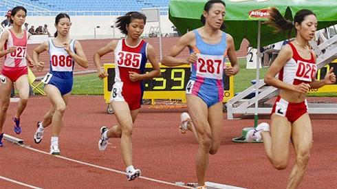 """田径——越南体育代表团在第29届东运会上的""""金矿"""" - ảnh 1"""