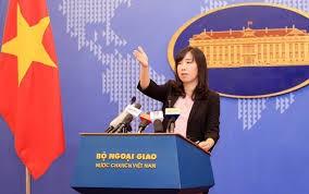 越南要求中国不再采取使东海局势复杂化的行动并对朝鲜发射弹道导弹深表关切 - ảnh 1