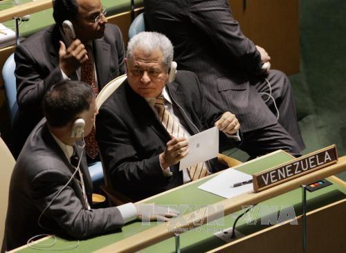 委内瑞拉指控美国武力威胁本国 - ảnh 1