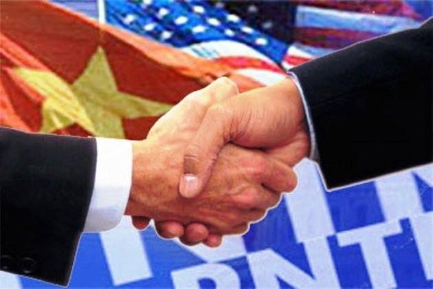 越南与美国加强双边关系 - ảnh 1