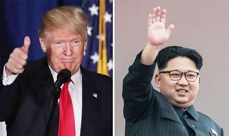 美国总统特朗普不排除会见朝鲜领导人金正恩的可能性 - ảnh 1