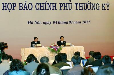 Die vietnamesische Regierung bemüht sich um Wirtschaftsstabilität - ảnh 1