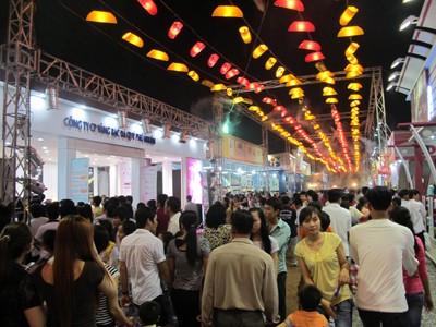 Messeveranstaltungen für hochwertige vietnamesische Güter  - ảnh 1