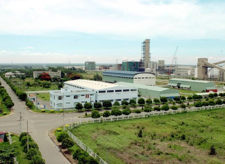 Durchbruch bei der Entwicklung der Industriezonen  - ảnh 1