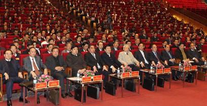 Parteimitglieder diskutieren den Parteiaufbau   - ảnh 1