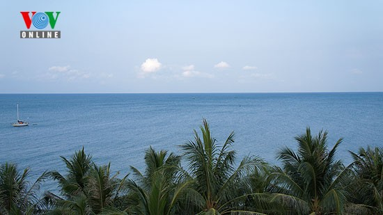 Blaues Meer in Phu Quoc - ảnh 1
