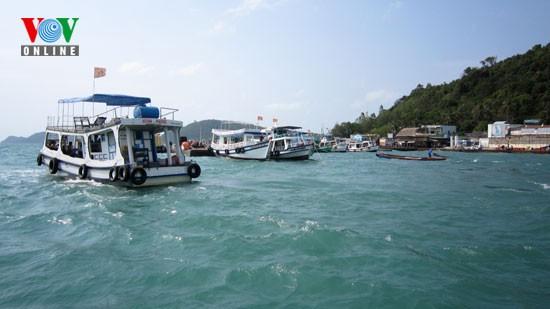 Blaues Meer in Phu Quoc - ảnh 16