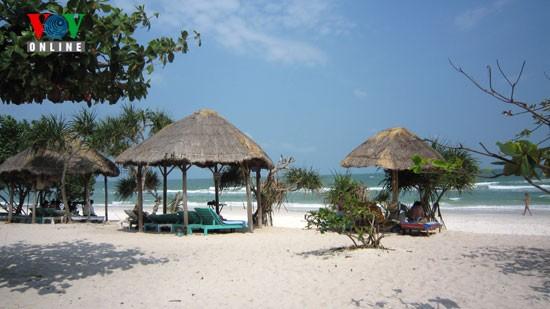 Blaues Meer in Phu Quoc - ảnh 2