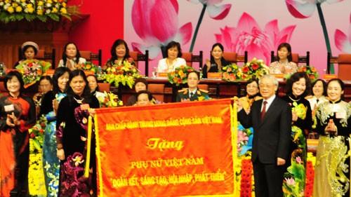 Die vietnamesische Frauenunion tagt in Hanoi - ảnh 1