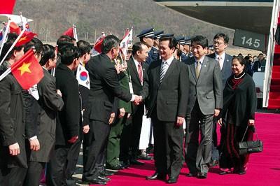 Premierminister nimmt am Atomsicherheitsgipfel in Südkorea teil - ảnh 1