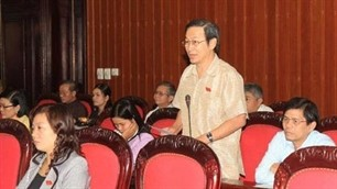 Gesetzausschuss der Nationalversammlung tagt in Hanoi - ảnh 1