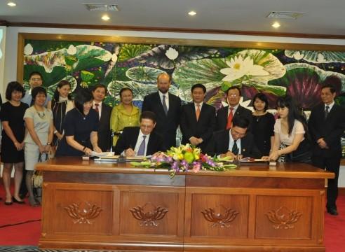 Zusammenarbeit zwischen Finanzministerium Vietnams und der australischen CPA - ảnh 1