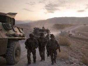 Präsident Frankreichs erklärt Afghanistan-Abzug - ảnh 1