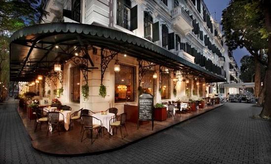 Luftschutzbunker im Hotel Sofitel Metropole Hanoi - ảnh 1