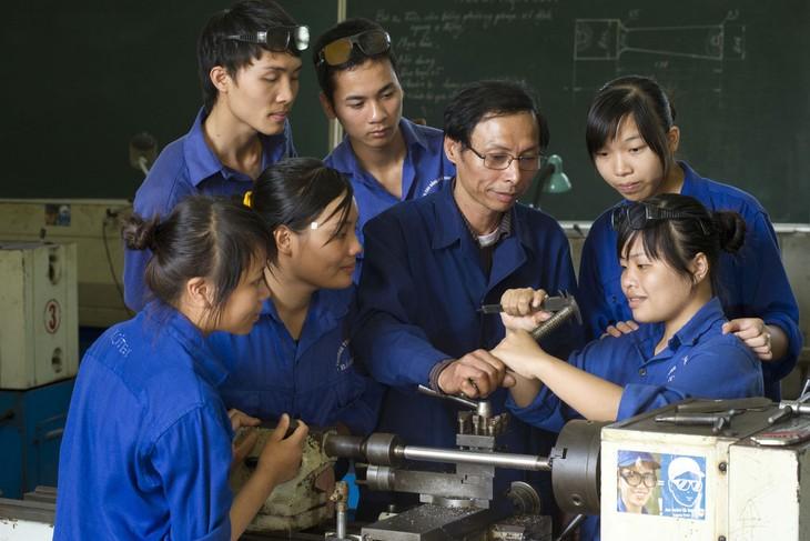 Deutschland hilft Vietnam bei Berufsbildung - ảnh 1
