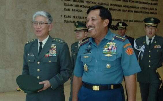 Zusammenarbeit in Verteidigung zwischen Indonesien und Japan verstärkt - ảnh 1