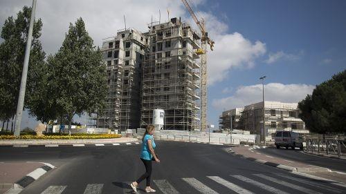 Israel schlägt Trennmauern um das Westjordanland als künftige Grenze zu Palästina vor - ảnh 1