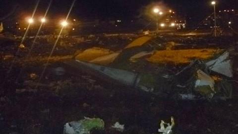 50 Tote bei Flugzeugabsturz in Russland - ảnh 1