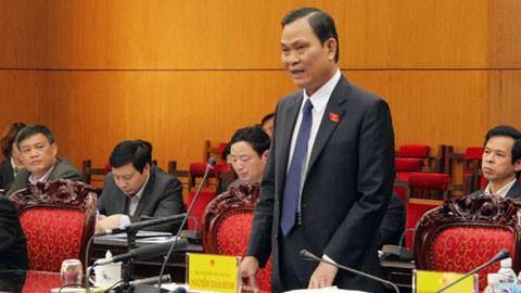 Innenminister Nguyen Thai Binh: Personalkürzung ist notwendig - ảnh 1