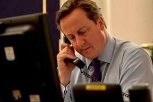 Britischer Premierminister telefoniert mit Irans Präsident - ảnh 1