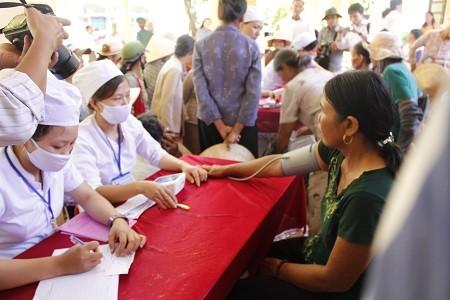 Förderung der Gesundheitsversorgung im Insel- und Meeresgebiet Vietnams bis 2020  - ảnh 1