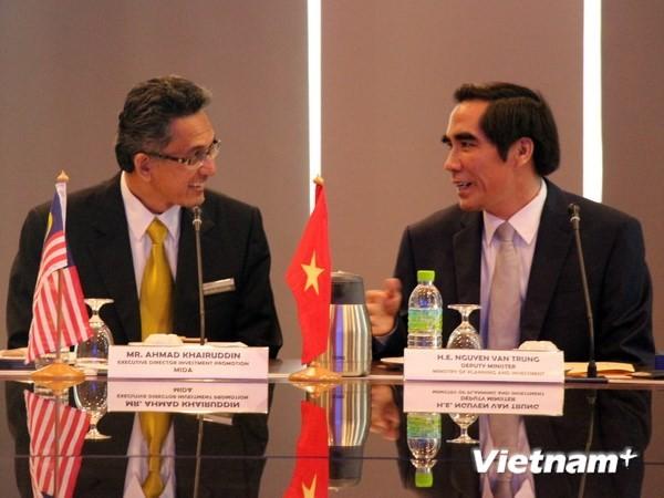 Vietnam und Malaysia teilen Erfahrungen über Entwicklung der Wirtschaftszonen - ảnh 1