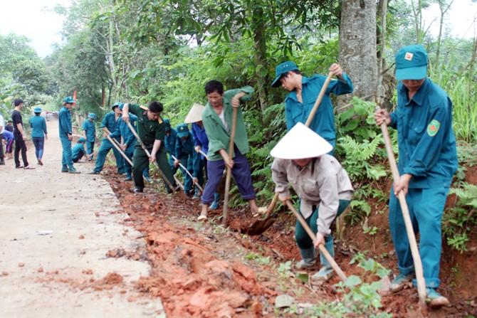 Sung A Di: Pionier beim Aufbau der Dorfgemeinschaft - ảnh 1