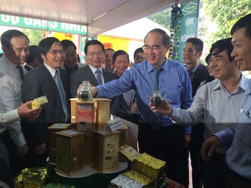 Tag der vietnamesischen Unternehmer gefeiert - ảnh 1